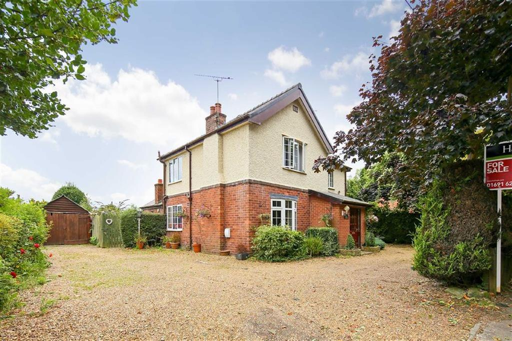 4 Bedrooms Detached House for sale in Salop Road, Overton-On-Dee, LL13