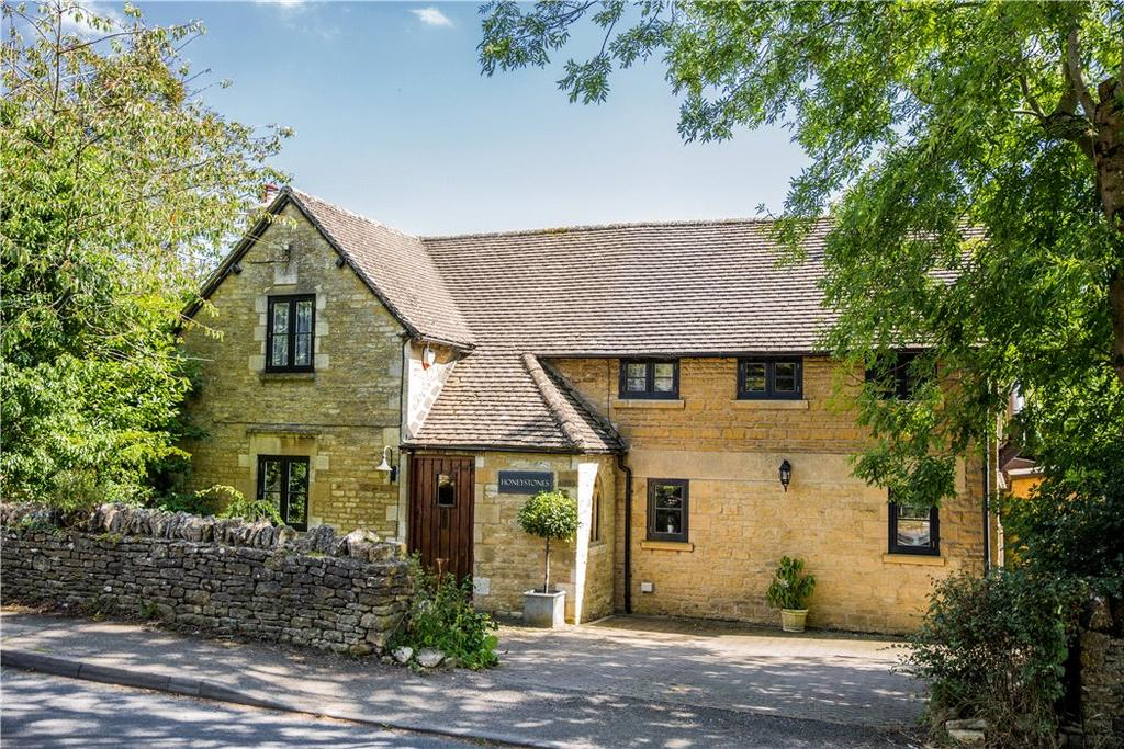 4 Bedrooms Detached House for sale in Main Street, Over Norton, Chipping Norton, Oxfordshire, OX7