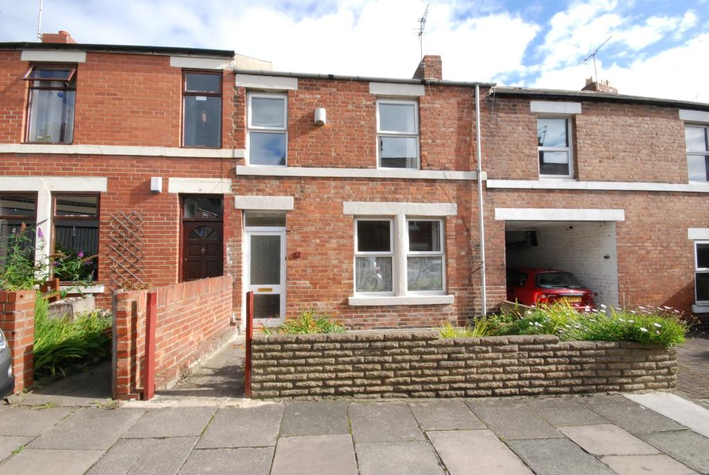 3 Bedrooms Terraced House for sale in Clarance Place, Gosforth
