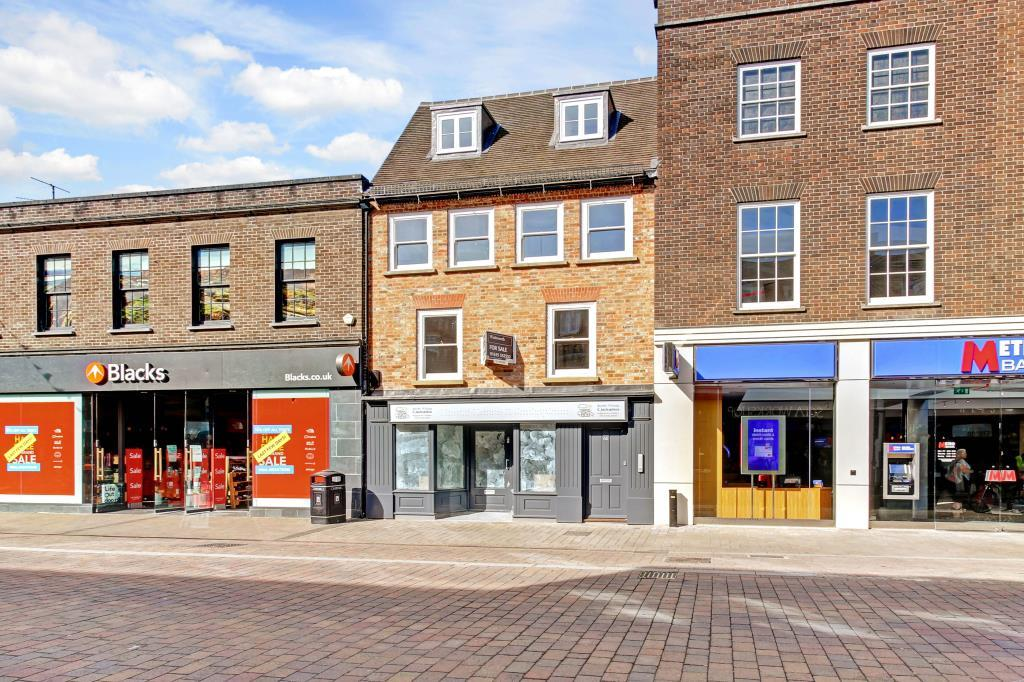 1 Bedroom Flat for sale in Northbrook Street, Newbury, Berkshire, RG14