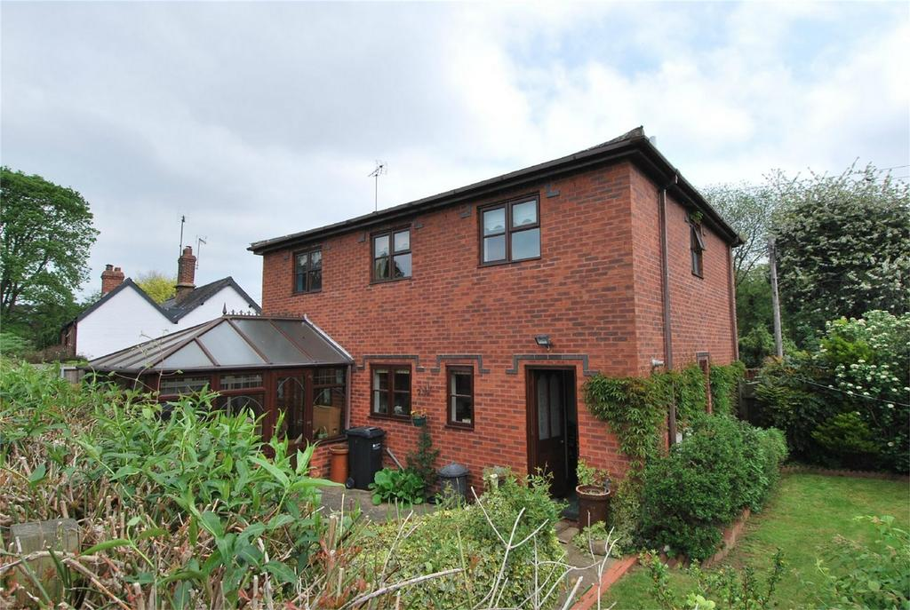 4 Bedrooms Detached House for sale in 13a The Priory, Leominster, Herefordshire