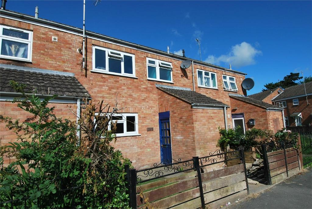 3 Bedrooms Terraced House for sale in Ridgemoor Road, Leominster, Herefordshire