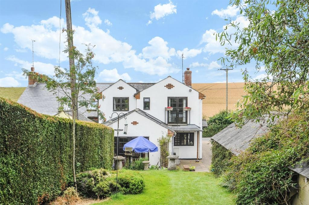 4 Bedrooms Semi Detached House for sale in Axford, Basingstoke, Hampshire