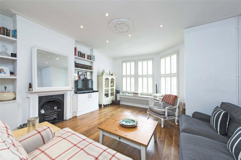 4 Bedrooms Terraced House for sale in Blandfield Road, London, SW12