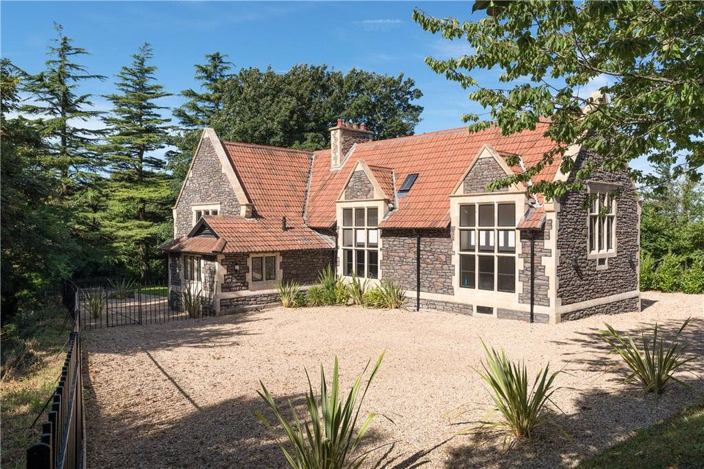 4 Bedrooms Detached House for sale in Lansdown Lane, Upton Cheyney, Bristol, Gloucestershire, BS30