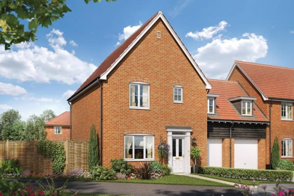3 Bedrooms Link Detached House for sale in Leiston, Heritage Coast, Suffolk