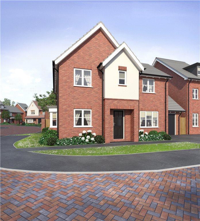 4 Bedrooms House for sale in BILLINGHAM PHASE 3, Navigation Point, Cinder Lane, Castleford, West Yorkshire