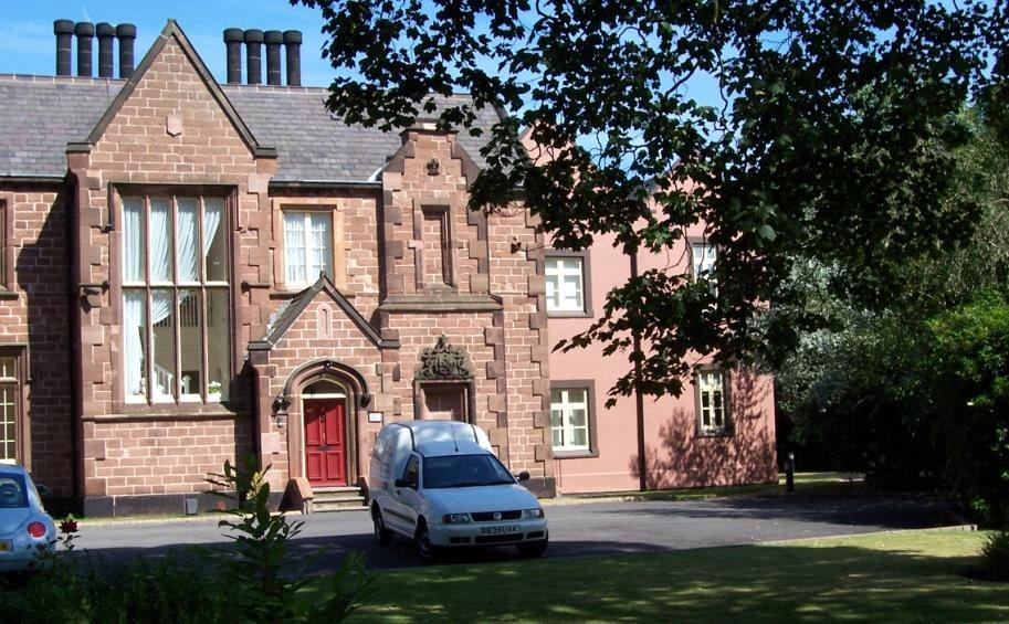 2 Bedrooms Apartment Flat for sale in Basil Grange Apartments, 3 North Drive, Liverpool, Merseyside, L12
