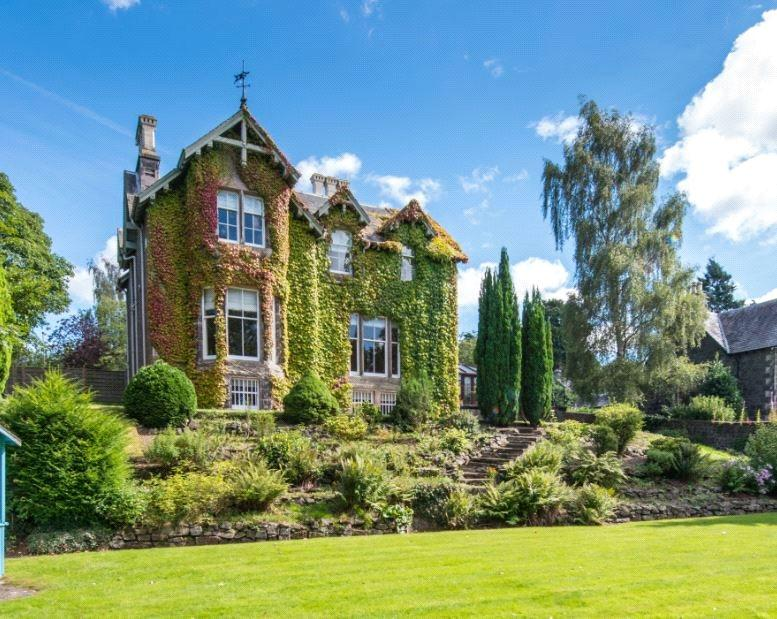 6 Bedrooms Detached House for sale in Duntanlich, Brompton Terrace, Perth, Perthshire