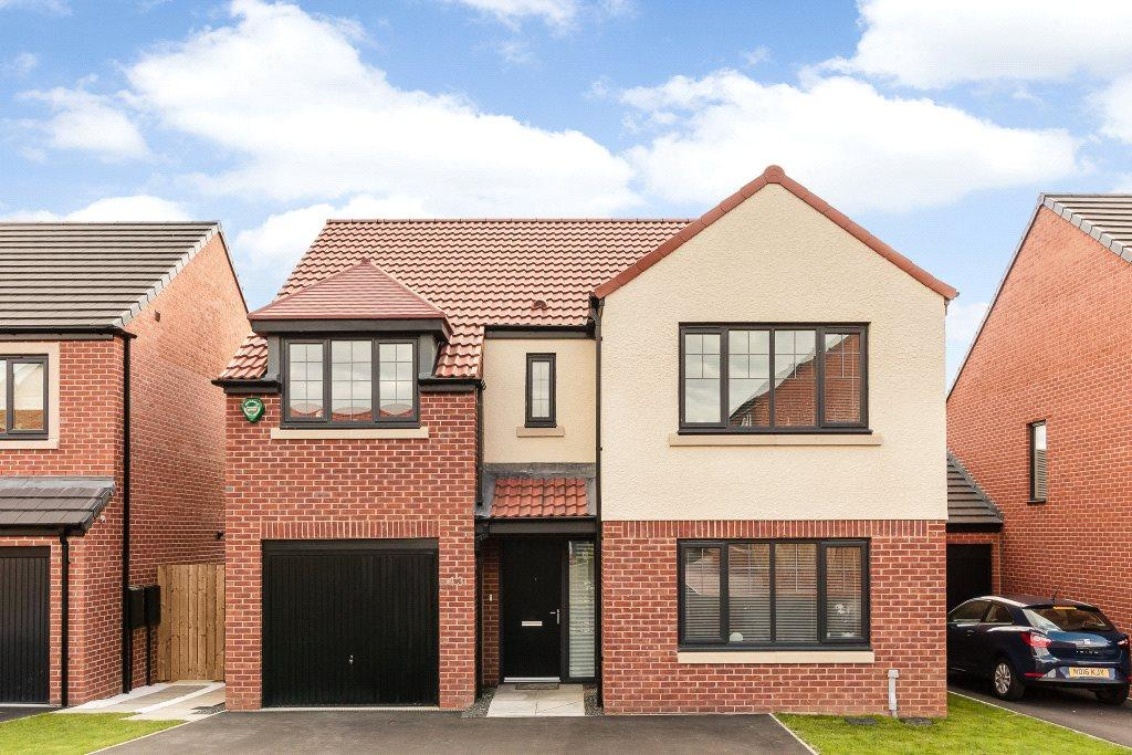 4 Bedrooms Detached House for sale in The Meadows, Wallsend, Newcastle Upon Tyne, Tyne Wear