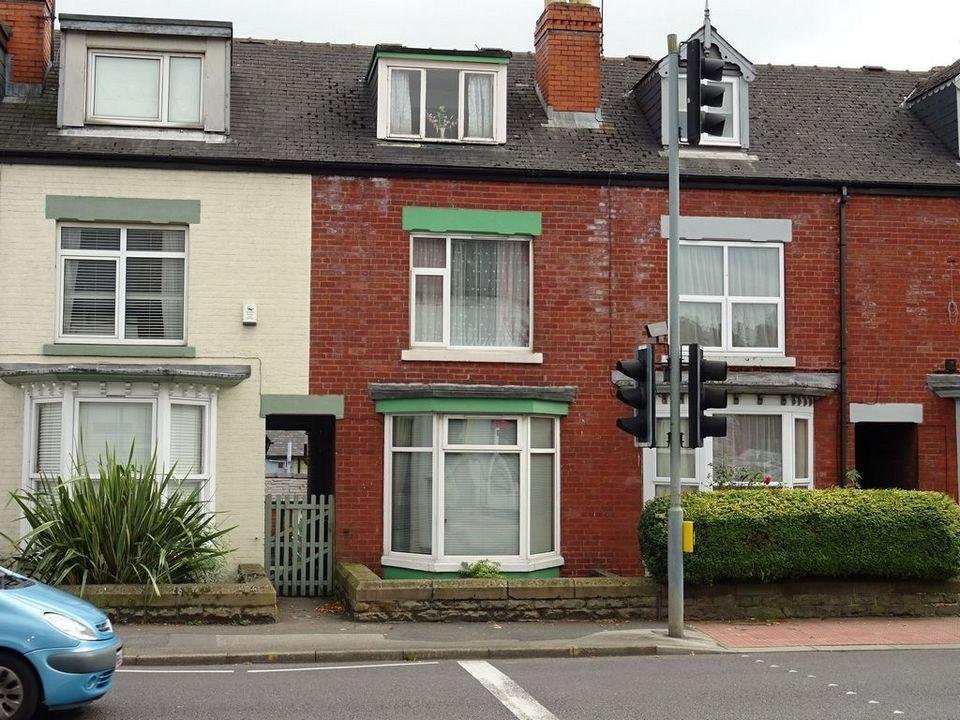 3 Bedrooms Terraced House for sale in 825 Abbeydale Road, Abeydale, Sheffield S7 2BH