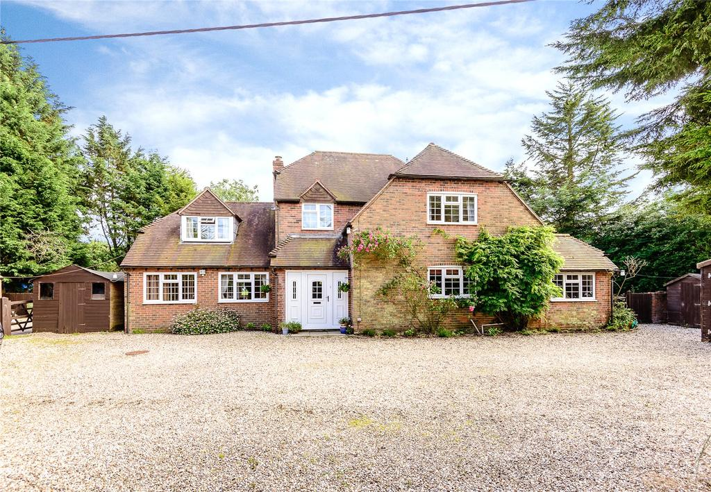 5 Bedrooms Detached House for sale in Pottery Lane, Inkpen, Hungerford, Berkshire