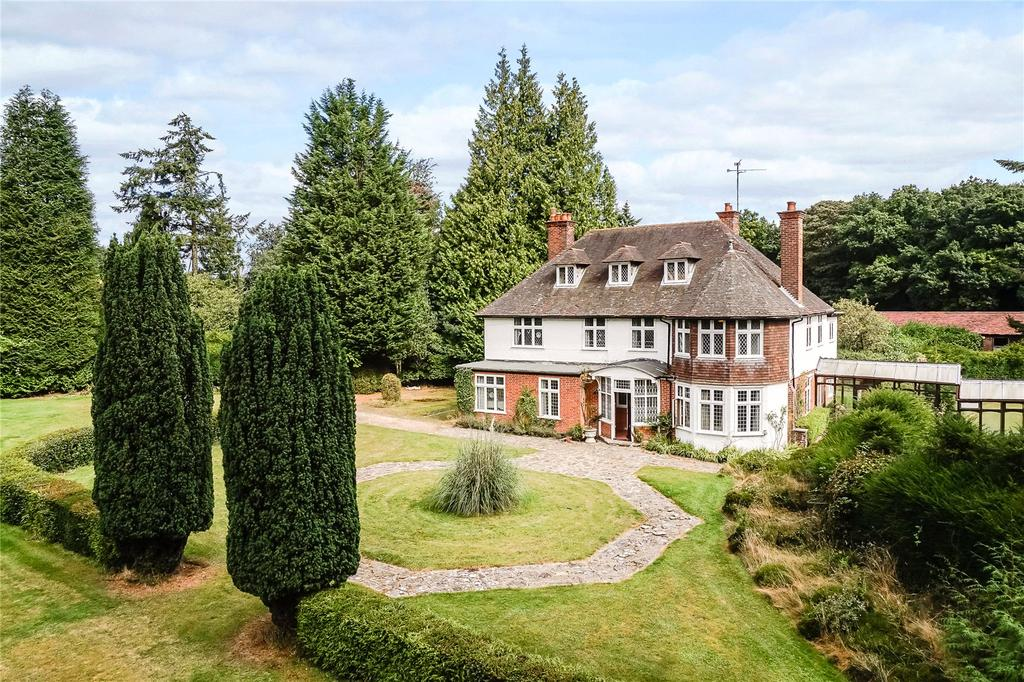 7 Bedrooms Detached House for sale in Yattendon Road, Hermitage, Thatcham, Berkshire