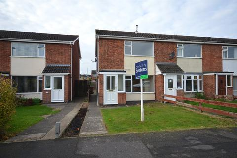 2 bedroom end of terrace house to rent - Blyth Avenue, Melton Mowbray, Leicestershire