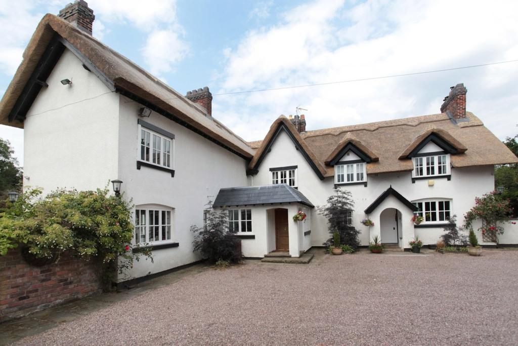 7 Bedrooms Detached House for sale in Wrenshot Lane, High Legh, Knutsford