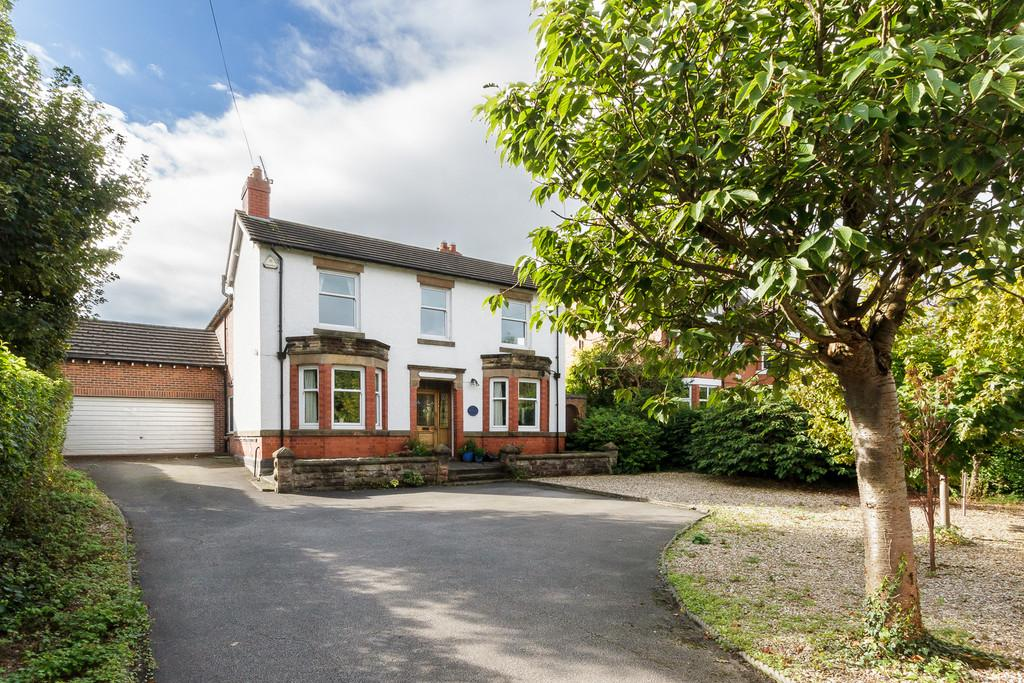 4 Bedrooms Detached House for sale in Nantwich, Cheshire