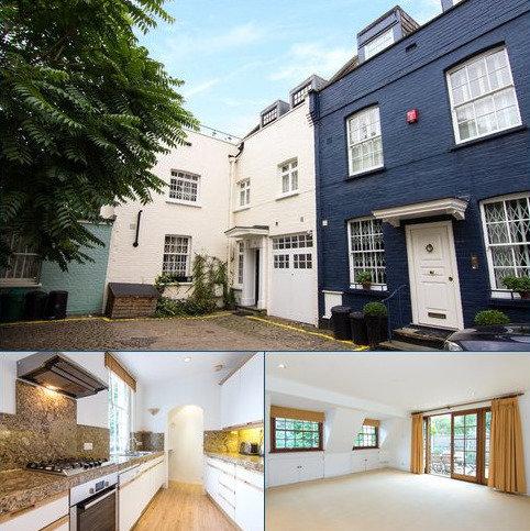 4 bedroom mews to rent - Princes Gate Mews, Knightsbridge, London, SW7