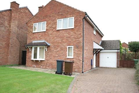 4 bedroom detached house to rent - Shilton Close, Monkspath