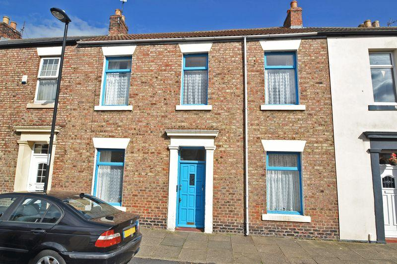 2 Bedrooms Terraced House for sale in Whitby Street, North Shields