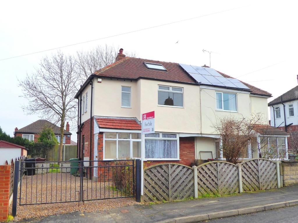 2 Bedrooms Semi Detached House for sale in Waterloo Crescent, Bramley, Leeds, West Yorkshire