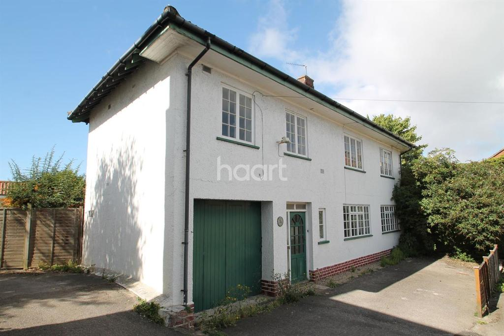 4 Bedrooms Detached House for sale in Penlea House, High St