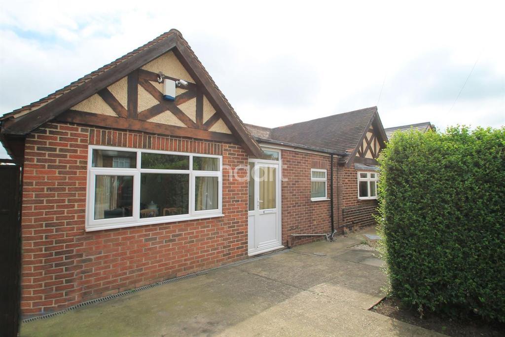 3 Bedrooms Bungalow for sale in Farleys Lane, Hucknall