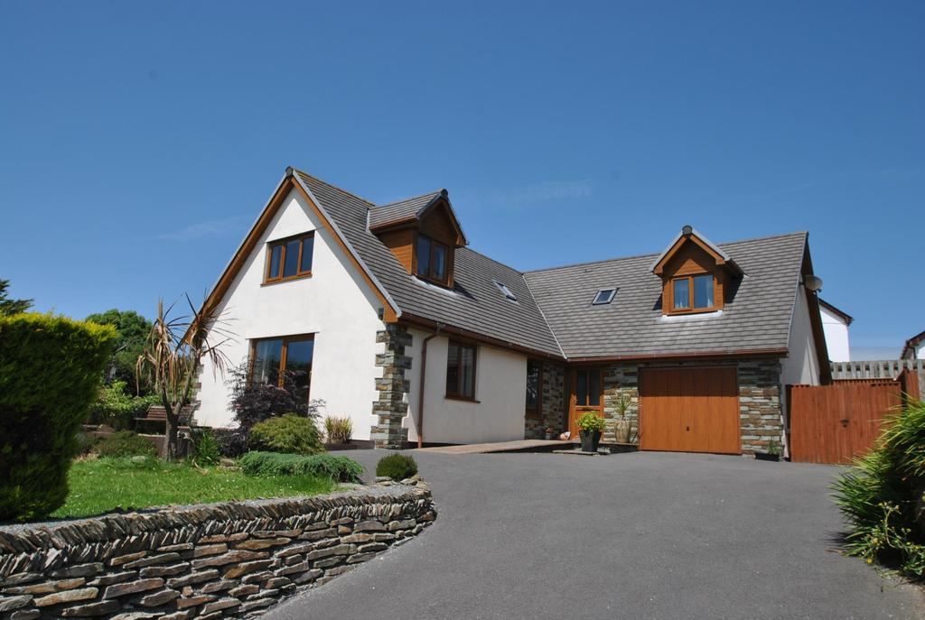 5 Bedrooms Detached House for sale in Morwenstow, Bude