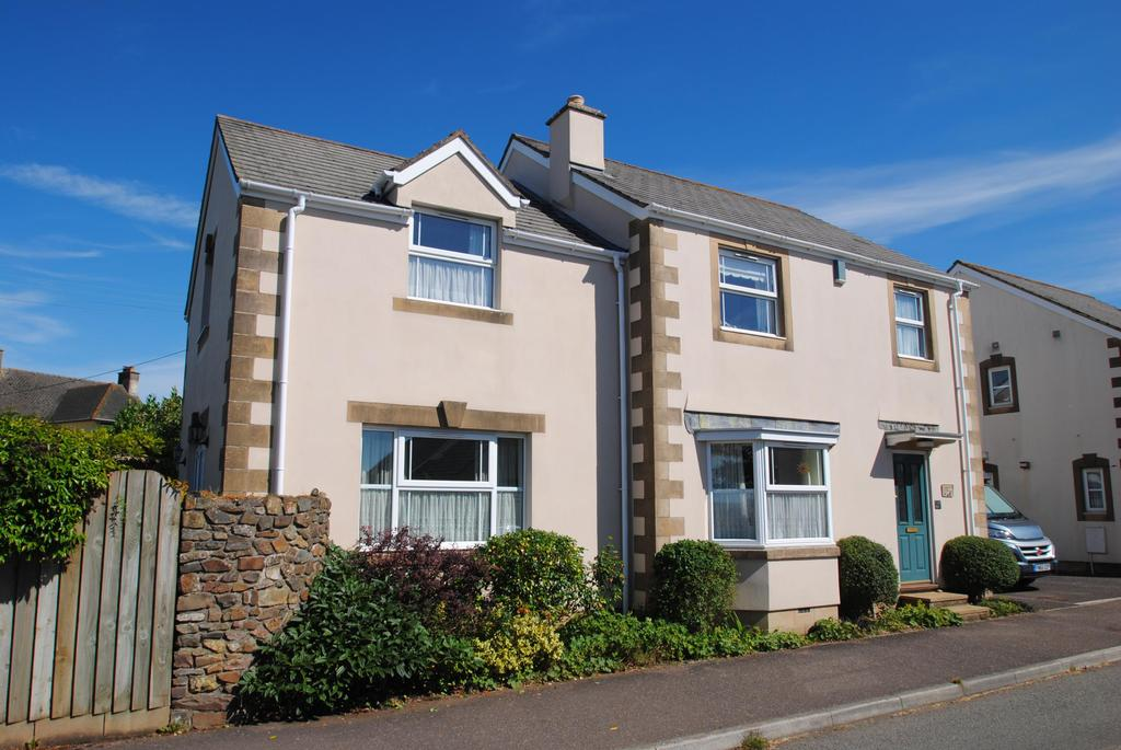 3 Bedrooms Detached House for sale in Kings Park, Chulmleigh