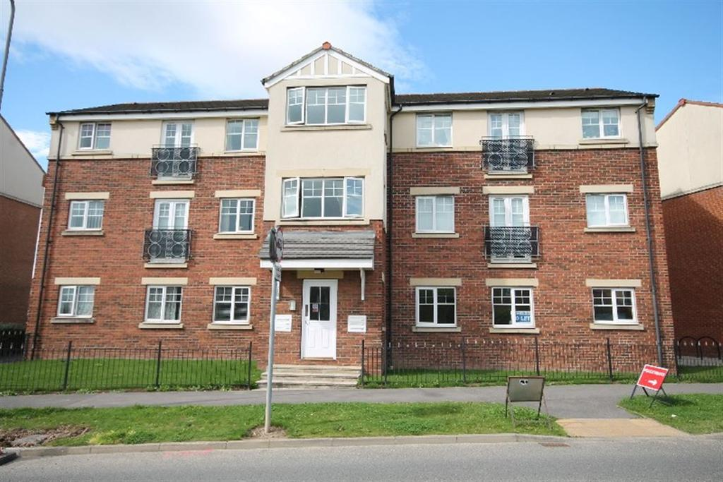 2 Bedrooms Apartment Flat for sale in Hadleigh Walk, Ingleby Barwick, Stockton On Tees