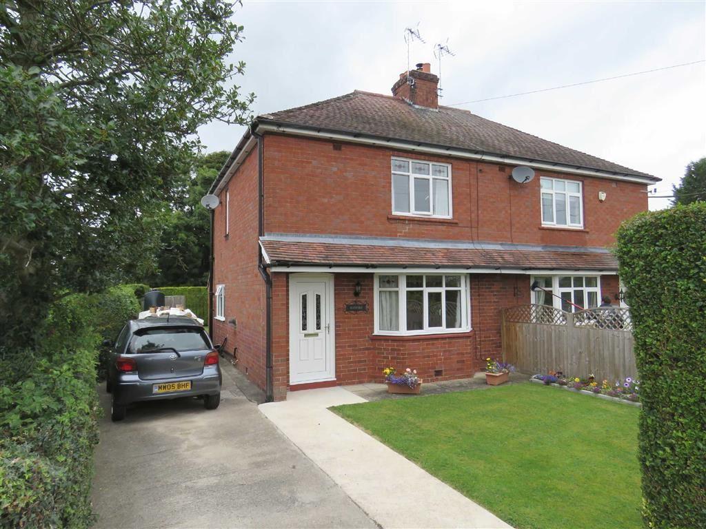 3 Bedrooms Semi Detached House for sale in Ellesmere Lane, Penley, LL13