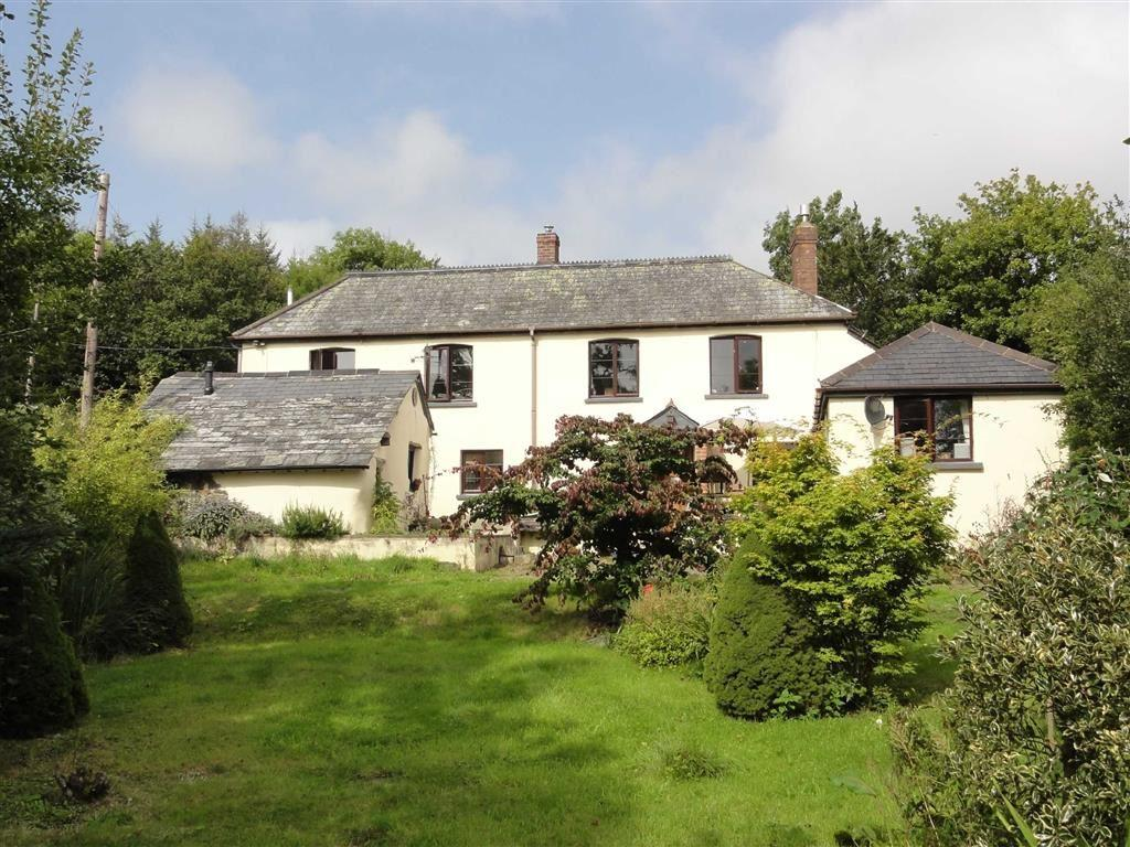 3 Bedrooms Detached House for sale in Sheepwash, Beaworthy, Devon, EX21