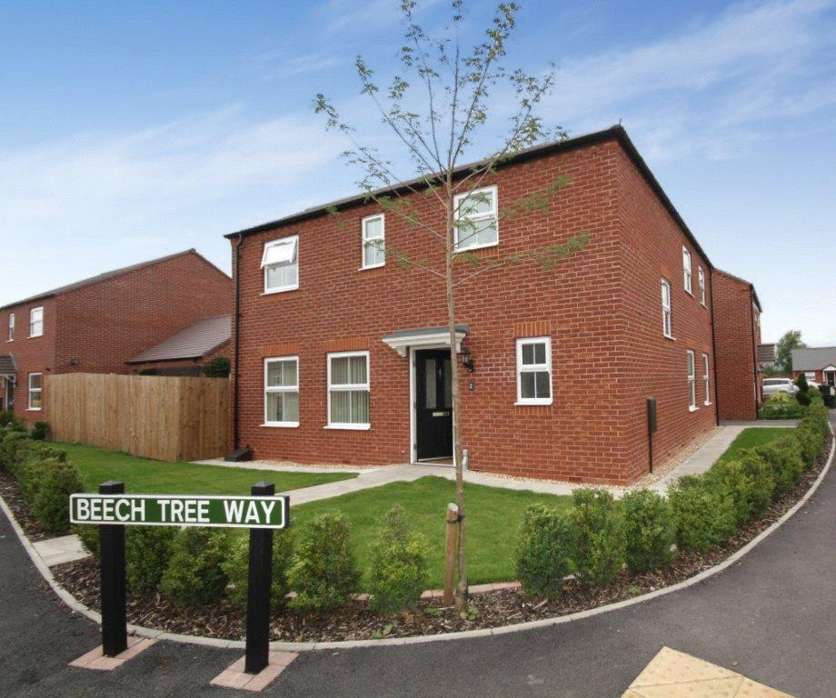 3 Bedrooms Detached House for sale in Beech Tree Way, Lower Broadheath, Worcester, Worcestershire, WR2