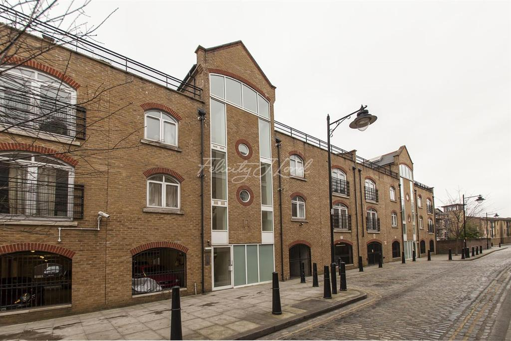 1 Bedroom Flat for sale in Cold Harbour, Canary Wharf, E14