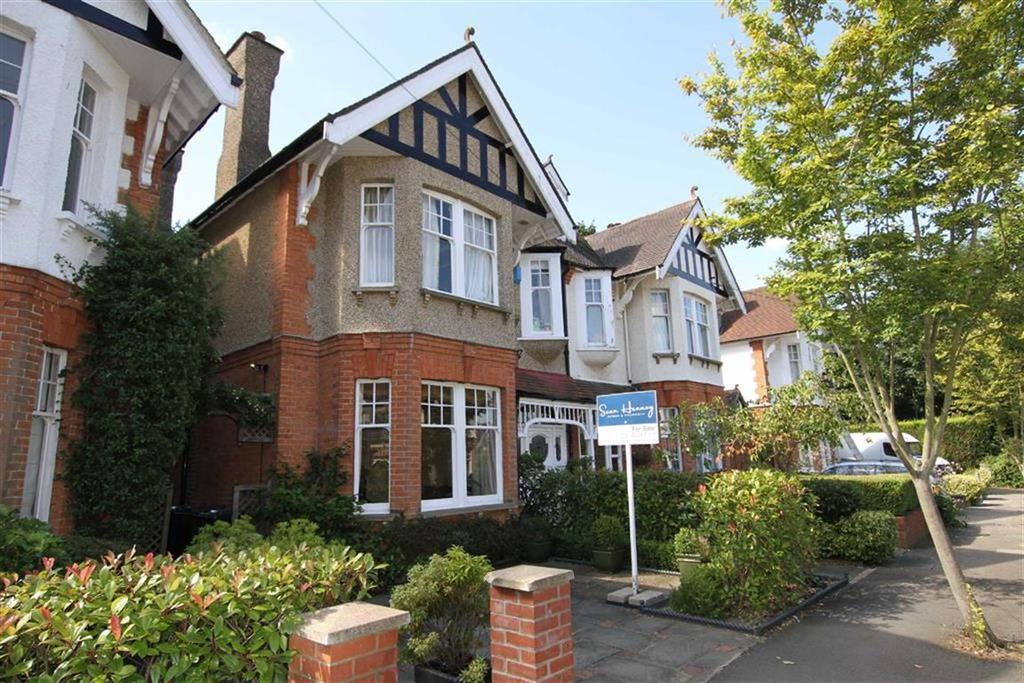 6 Bedrooms Semi Detached House for sale in Hadley Grove, Barnet, Herts, EN5