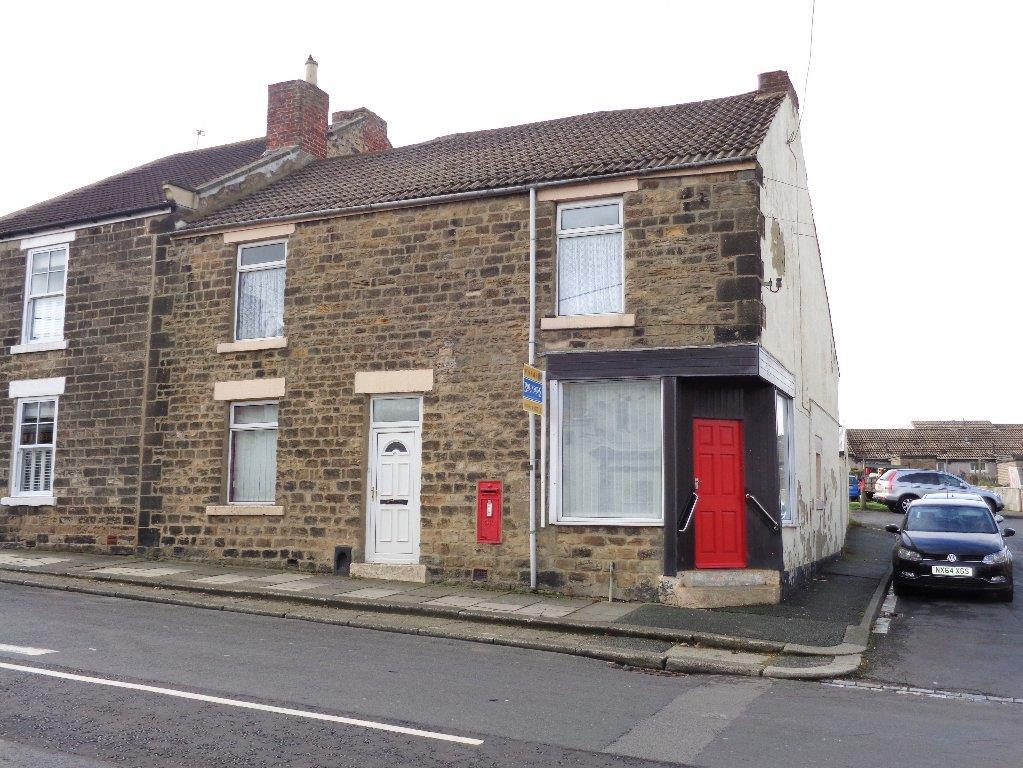 3 Bedrooms End Of Terrace House for sale in Collingwood Street Coundon, Bishop Auckland