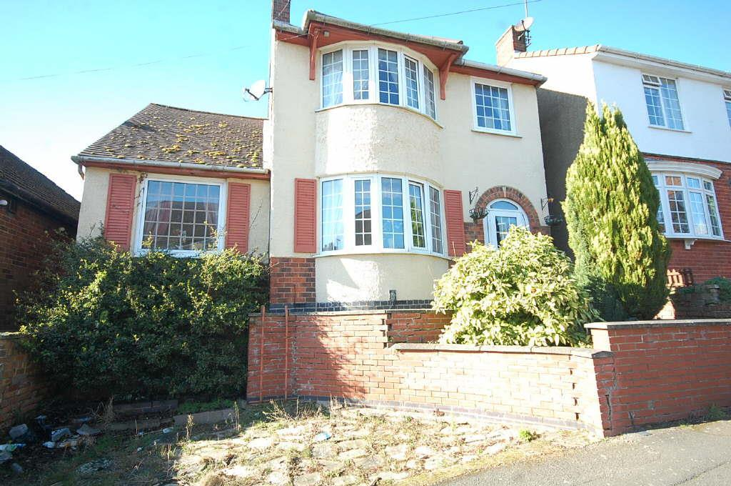 4 Bedrooms Detached House for sale in Ragsdale Street, Rothwell
