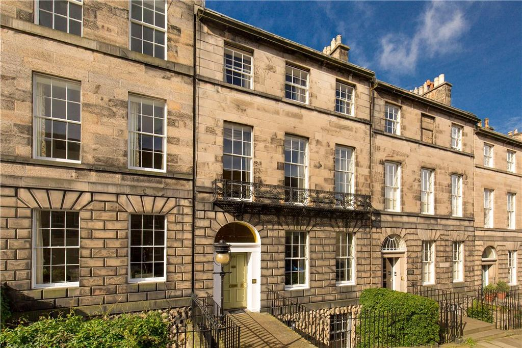 6 Bedrooms Terraced House for sale in India Street, Edinburgh, Midlothian, EH3
