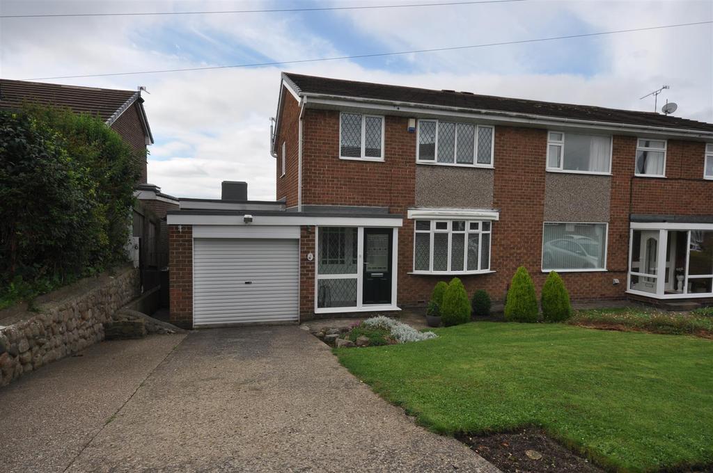 3 Bedrooms Semi Detached House for sale in Wilden Court, Sunderland