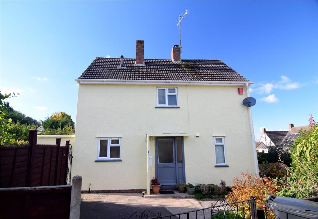 2 Bedrooms Semi Detached House for sale in Westfield Crescent, Banwell, North Somerset, BS29