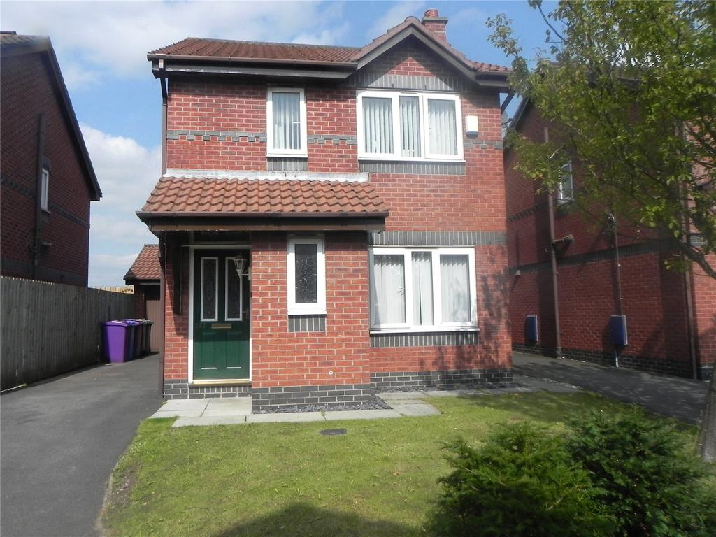 3 Bedrooms Detached House for sale in Barlows Lane, Liverpool, L9