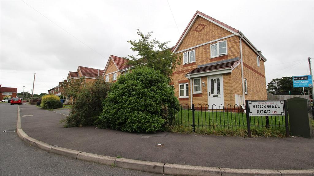 3 Bedrooms End Of Terrace House for sale in Rockwell Road, Liverpool, Merseyside, L12