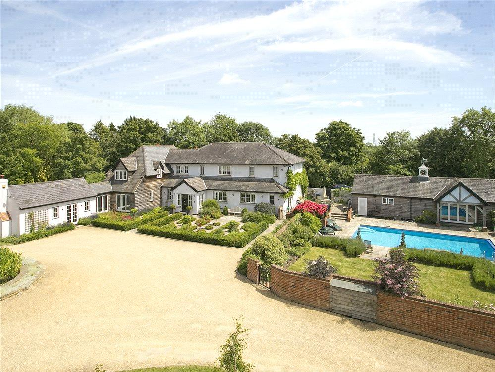 6 Bedrooms Detached House for sale in South End, Much Hadham, Hertfordshire, SG10