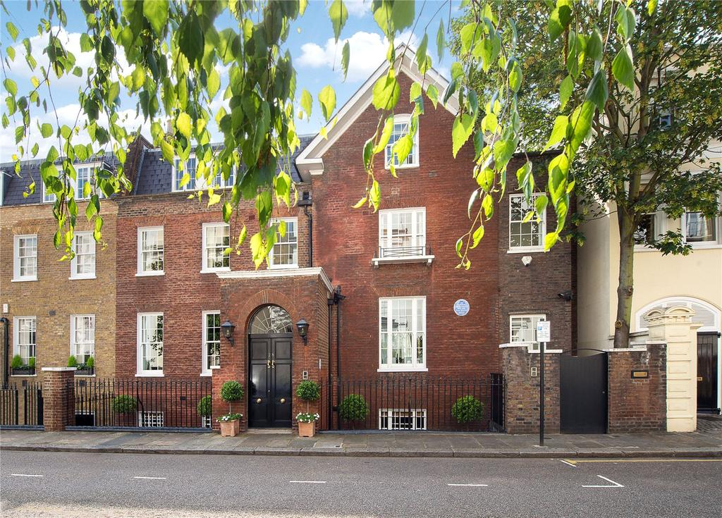 7 Bedrooms House for sale in Hyde Park Gate, Kensington, London