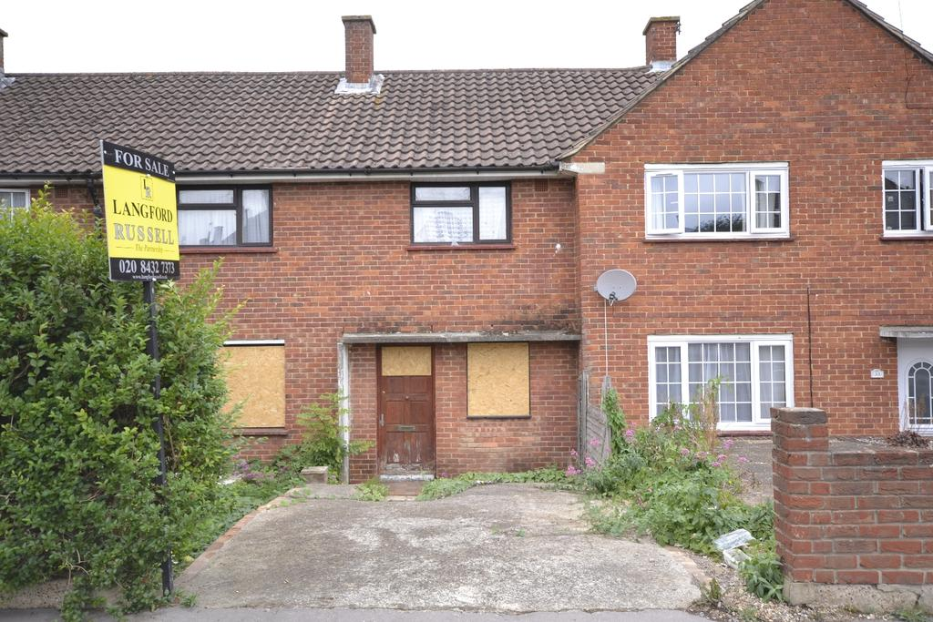 3 Bedrooms Terraced House for sale in Burford Way New Addington CR0