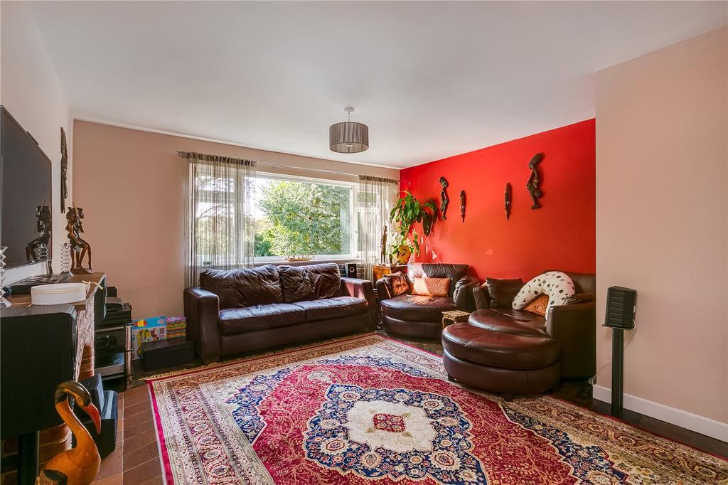 3 Bedrooms Flat for sale in Chatterton Court, Eversfield Road, Kew, Surrey