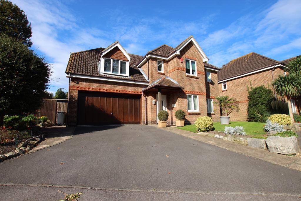 4 Bedrooms Detached House for sale in Bedhampton