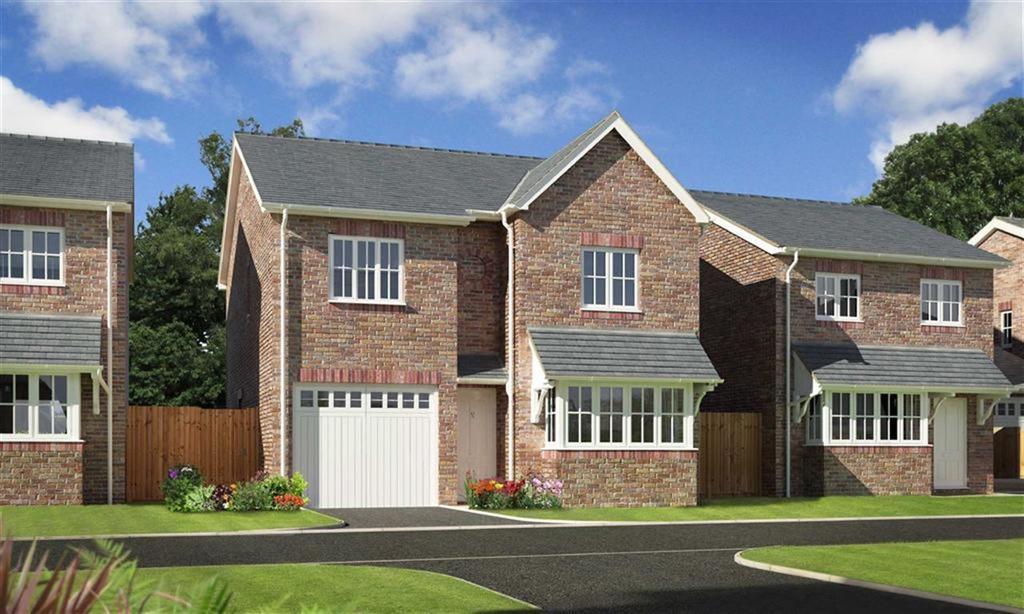4 Bedrooms Detached House for sale in Plot 13, Oakwood Grange, Weston Road, Oswestry, Shropshire, SY10