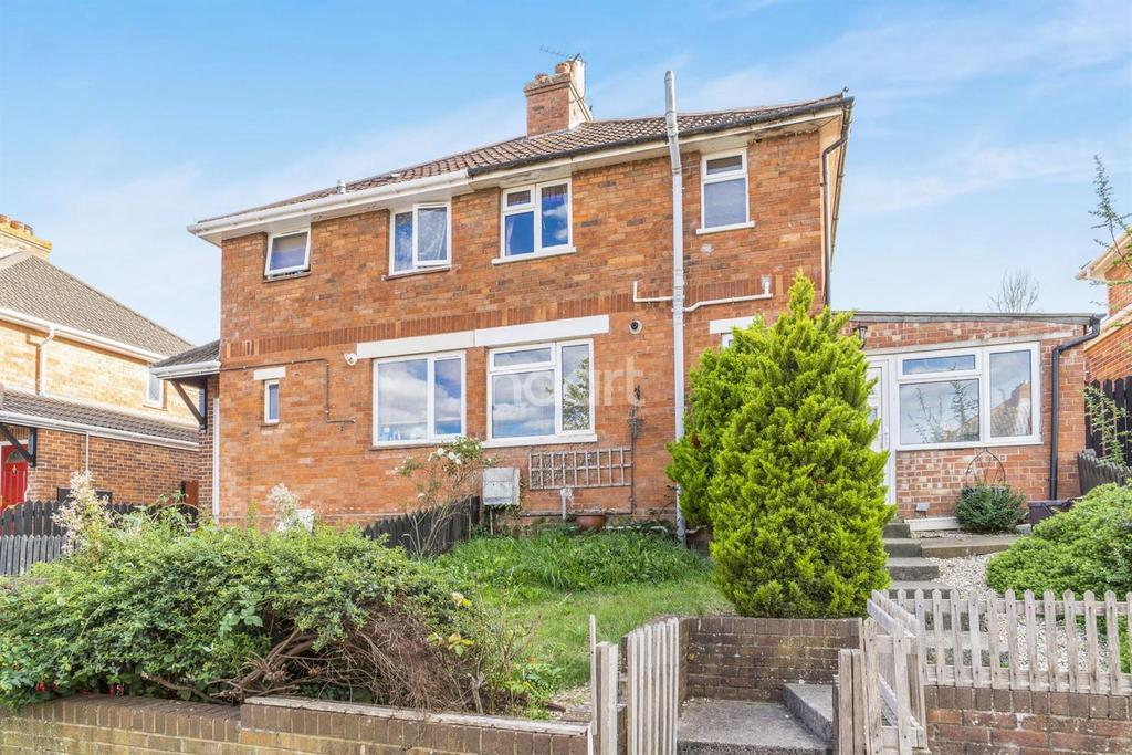 2 Bedrooms Semi Detached House for sale in Moorland Road, Taunton