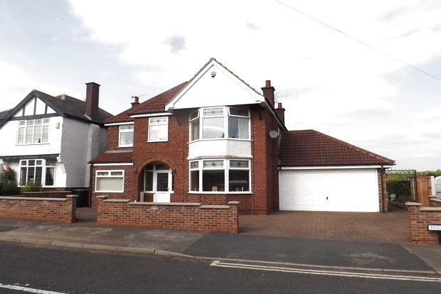 6 Bedrooms Detached House for sale in Highfield Road, Nuthall, Nottingham, NG16