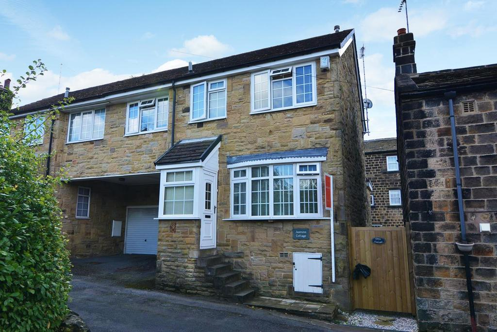 3 Bedrooms Semi Detached House for sale in Princess Street, Rawdon